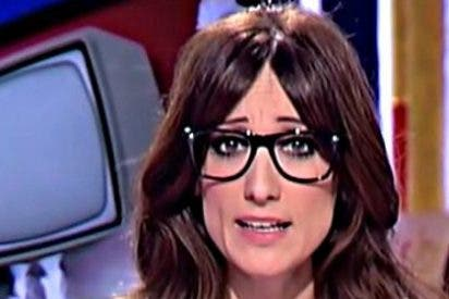 """Ana Morgade: """"Yo soy 'la fea con gafas' y soy tan lista que Alfonso Rojo no entiende mi humor"""""""
