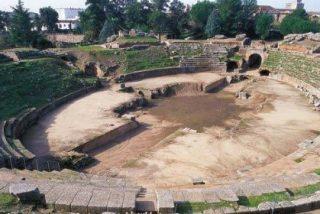 Comienza la reforma del edificio de acceso al Teatro y Anfiteatro Romanos de Mérida