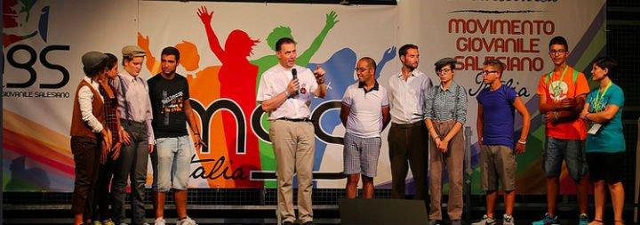 Más de 5.000 jóvenes de 54 nacionalidades celebran en Turín el Bicentenario de Don Bosco