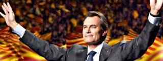 Arturo Mas: el Moisés catalán no es más que un vulgar fullero