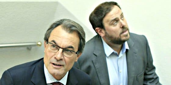 Los independentistas catalanes se topan con el 'no' de las encuestas