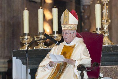 """Cañizares insta a ofrecer """"esperanza"""" a quienes """"quieren a la Iglesia muda y plegada al poder"""""""