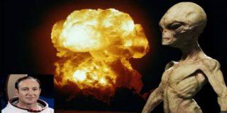 """Mitchell, el astronauta que pisó la Luna: """"Los extraterrestres vinieron a detener una guerra nuclear entre EEUU y Rusia"""""""