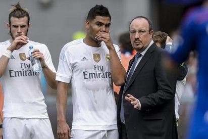 No lo quiere en el Madrid y le pide a Florentino que lo venda ya