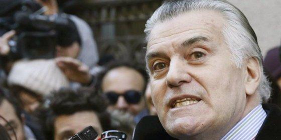 El 'caradura' de Luis Bárcenas se va de vacaciones