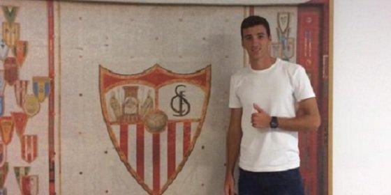 El Sevilla ficha al jugador del Llagostera