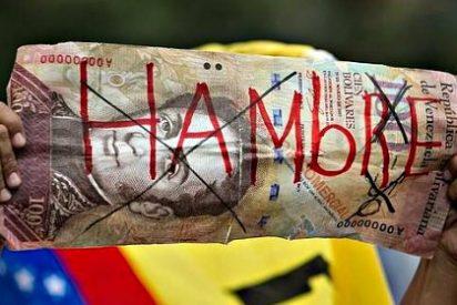 El chavista Maduro ordena a los militares rodear fusil en mano los supermercados para evitar los saqueos