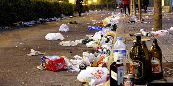 Mérida marca sus horarios de botellón