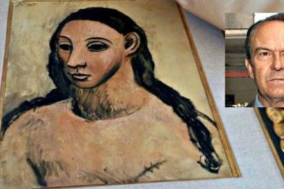Llega a España el 'Picasso' de 26 millones incautado a Jaime Botín incautado en Córcega