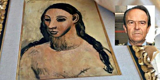 La Guardia Civil incauta un Picasso de 26 millones que Jaime Botín había sacado de 'matute'
