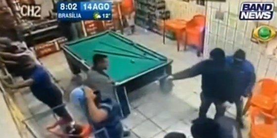 Noche de terror en Brasil: con esta sangre fría matan a 20 personas las bandas callejeras