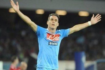 José Callejón podría cambiar de equipo italiano