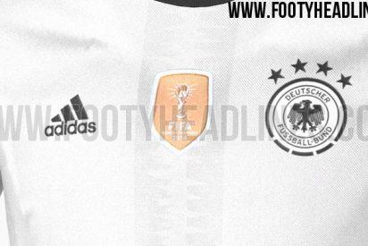 Filtran la camiseta de Alemania para la Eurocopa
