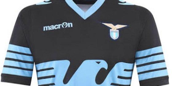 La Lazio sorprende con su extravagante camiseta