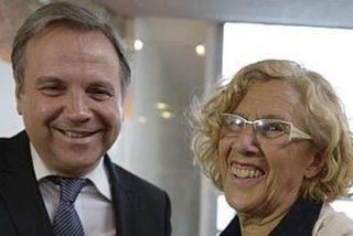 """Curry Valenzuela: """"Que Carmona haya dicho que dejen gobernar a Carmena es lo que mejor le viene a Rajoy"""""""