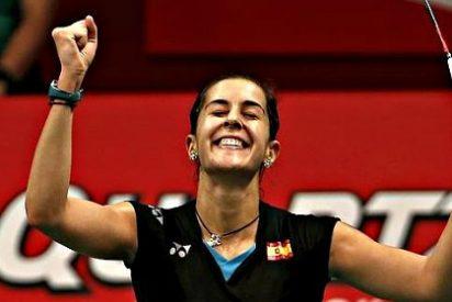 Carolina Marín, campeona del mundo de Bádminton por segunda vez