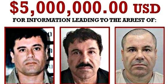 'El Chapo' Guzmán mete toneladas de droga en EEUU con túneles, submarinos y veleros