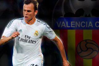 El Valencia ficha al jugador del Real Madrid
