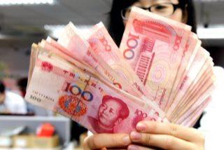El Banco de China interviene a la desesperada para frenar la excesiva depreciación del yuan