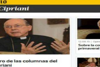 Cipriani, el cardenal plagiario