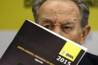OHL se desploma más de un 12% tras anunciar una ampliación de 1.000 millones