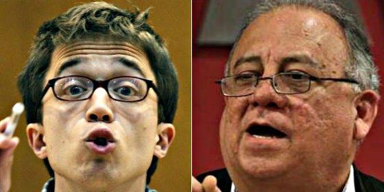'Operación Paella': El podemita Íñigo Errejón y el embajador chavista de Venezuela conchabean