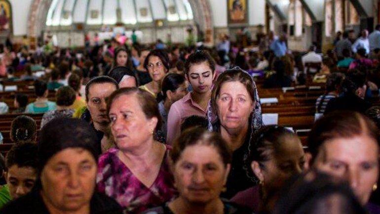 """El presidente de Cáritas Iraq denuncia """"una conspiración diabólica para evacuar a los cristianos"""" de Oriente Próximo"""