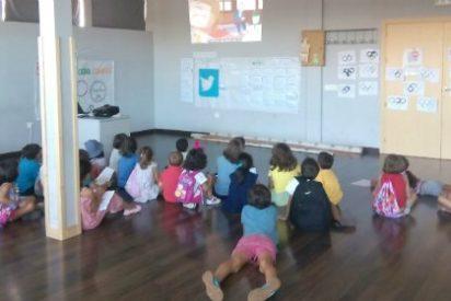 Cerca de 600 niños clausurarán hoy los talleres de Cuentacuentos en Mérida