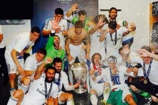 ¡Infidelidad en el vestuario del Real Madrid!