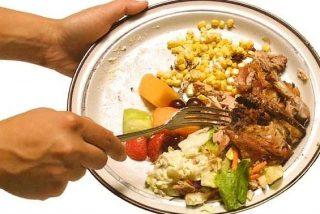 El gasto alimentario total en España descendió un 3,2% en 2014