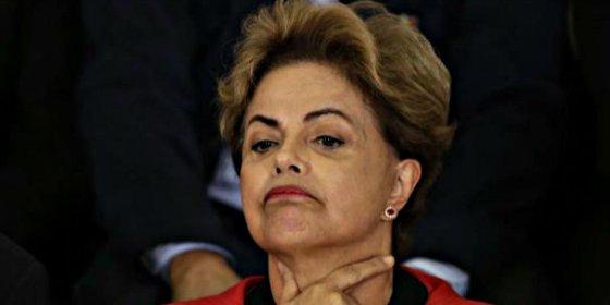 Los brasileños se hartan y exigen en las calles la marcha de la presidenta Dilma Rousseff