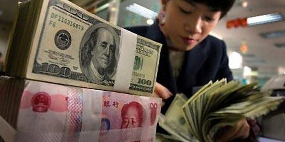 """China tiene un ""arma nuclear monetaria"""