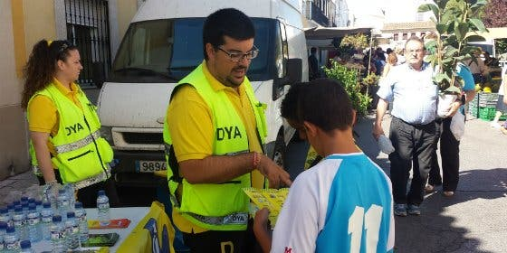 DYA Extremadura lanza una campaña con el Golpe de Calor
