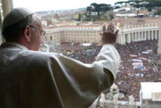 """Francisco: """"Jesús se identifica con aquel pan partido y compartido"""""""