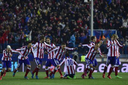 El Atlético no puede con el Leganes
