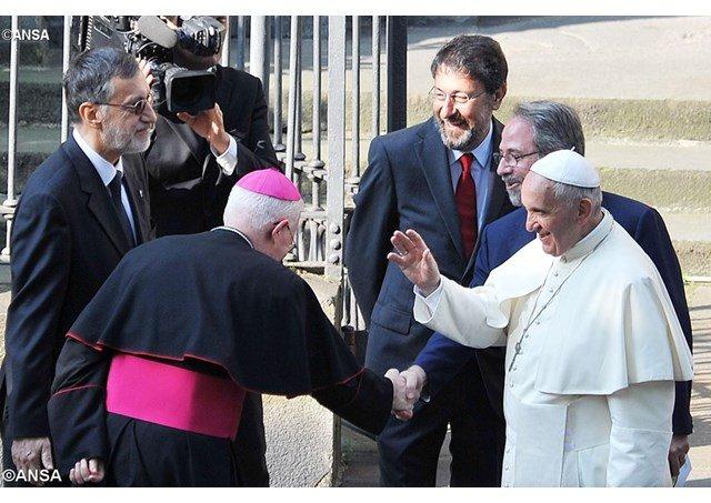 """""""Caminar hacia la plena comunión"""""""