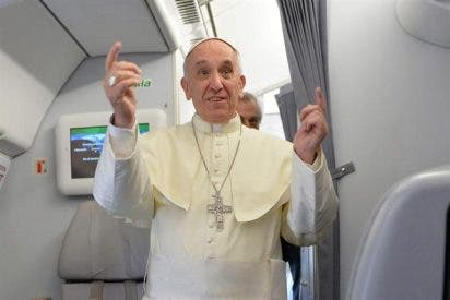"""Chile está """"aturdido"""" por las palabras del Papa"""