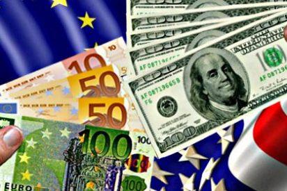 El euro estará en paridad con el dólar este año pese a la debacle en China