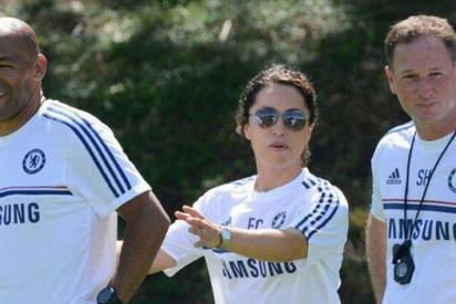 La expareja de Eva Carneiro desvela que tuvo sexo con jugadores del Chelsea