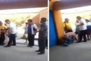 [Vídeo] Con esta desfachatez ordena Evo Morales ¡que le aten los zapatos!