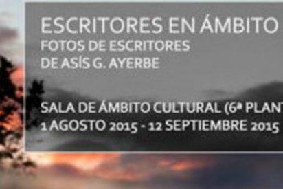 Exposición de fotografía en El Corte Inglés de Badajoz