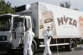 71 muertos, cuatro de ellos niños 'sinpapeles', en el camión atiborrado de inmigrantes de Austria