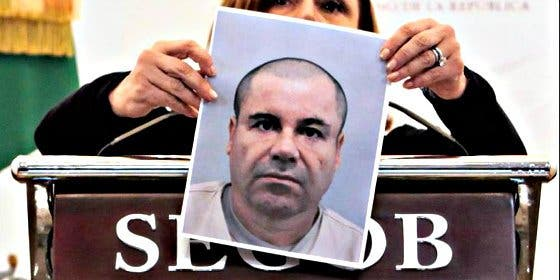 Los grandes miedos del 'El Chapo' Guzmán: morir a manos de mercenarios y ser extraditado a EEUU