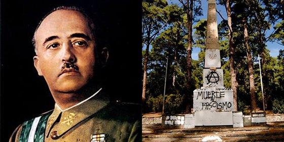 8.000 euros para 'llevar' a Franco al vertedero