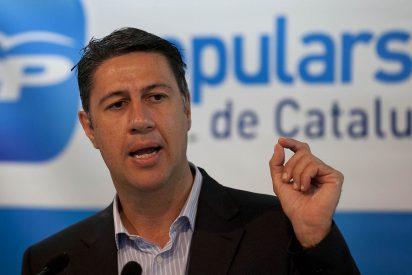 El popular García Albiol propone al PSC y Ciudadanos un pacto para ganar al secesionismo
