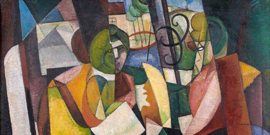 El día que se presentó el cubismo en sociedad