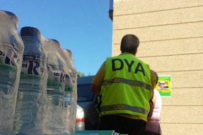 Nueva campaña de DYA Extremadura en Cáceres contra el golpe de calor