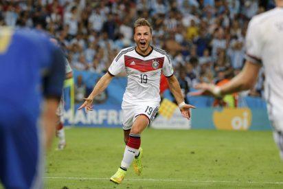 Götze quiere salir del Bayern