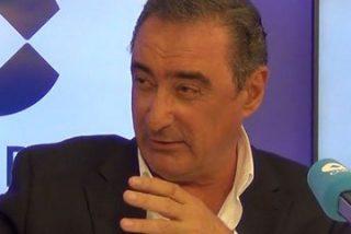 """Carlos Herrera: """"Lo del liderazgo es una bravuconada, yo en COPE no seré ni el Mesías ni el anticristo"""""""
