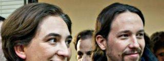 """El Partido Popular acusa a Pablo Iglesias y Ada Colau: """"Sois cómplices de los independentistas"""""""